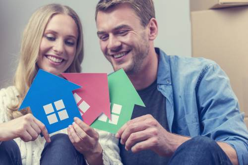 Couple considering house options